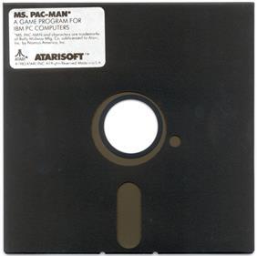 Ms. Pac-Man - Disc