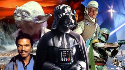 Star Wars: The Empire Strikes Back - Fanart - Background