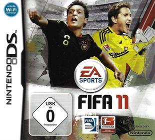 FIFA Soccer 11 - Box - Front