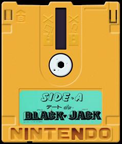 Date de Blackjack - Fanart - Cart - Front