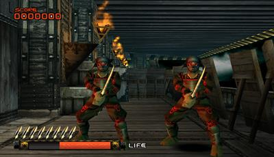 Ninja Assault - Screenshot - Gameplay