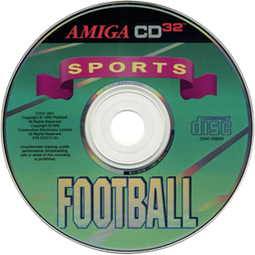Sports: Football - Disc