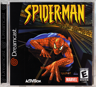 Spider-Man - Box - Front - Reconstructed