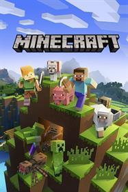 Minecraft: Windows 10 Edition - Box - Front