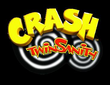 Crash Twinsanity - Clear Logo