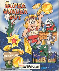 Super Wonder Boy in Monster Land