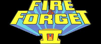 Fire & Forget II - Clear Logo