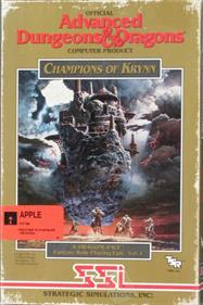 Advanced Dungeons & Dragons: Champions of Krynn