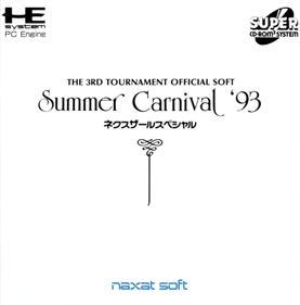 Summer Carnival '93: Nexzr Special