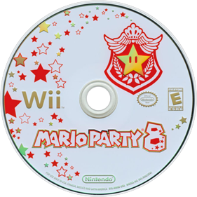 Mario Party 8 - Disc
