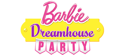 Barbie Dreamhouse Party - Clear Logo