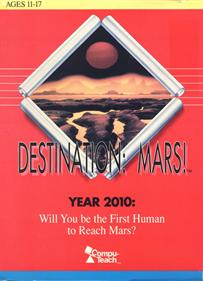 Destination: Mars!