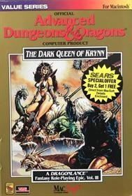 The Dark Queen of Krynn