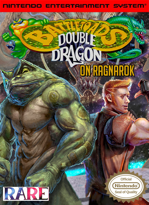 Battletoads Double Dragon On Ragnarok Details Launchbox Games Database
