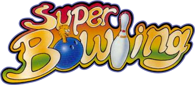 Super Bowling - Clear Logo