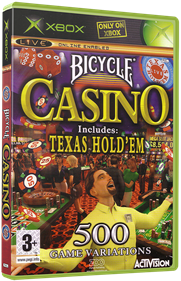 Bicycle Casino - Box - 3D