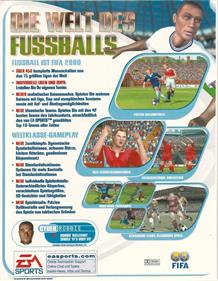 FIFA 2000 - Box - Back