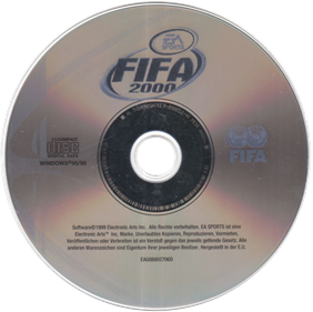 FIFA 2000 - Disc