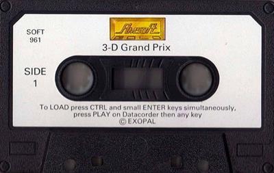 3D Grand Prix - Cart - Front