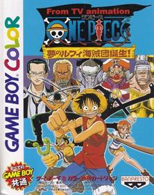 From TV Animation One Piece: Yume no Luffy Kaizokudan Tanjou!