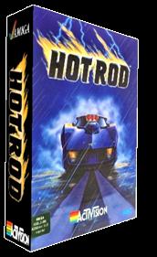 Hot Rod - Box - 3D