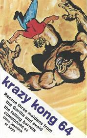 Krazy Kong 64