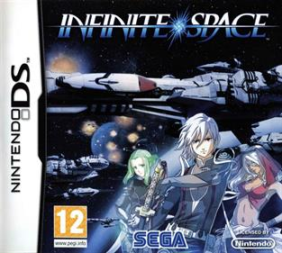 Infinite Space - Box - Front