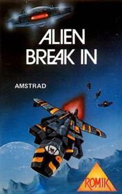 Alien Break-In - Box - Front