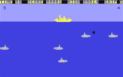 Depth Charge - Screenshot - Gameplay