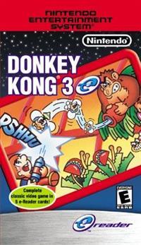 E-Reader Donkey Kong 3