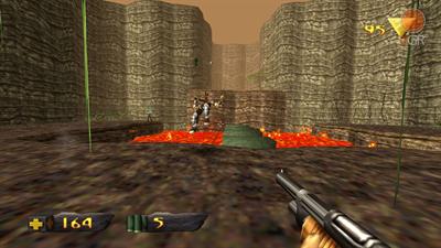 Turok: Dinosaur Hunter - Screenshot - Gameplay