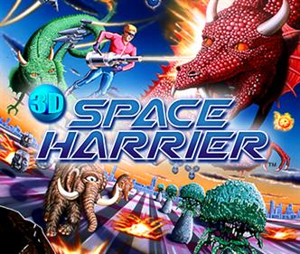 3D Space Harrier