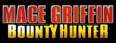 Mace Griffin: Bounty Hunter - Clear Logo