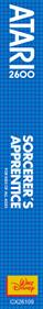 Sorcerer's Apprentice - Disc
