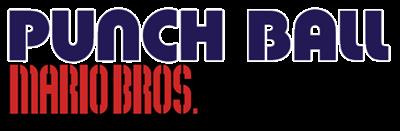 Punch Ball Mario Bros. - Clear Logo