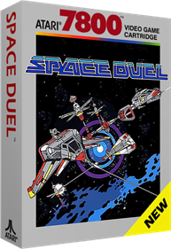 Space Duel - Box - 3D