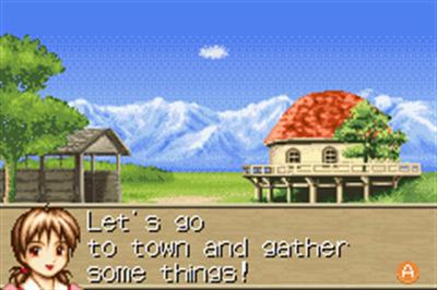 Monster Rancher Advance - Screenshot - Gameplay