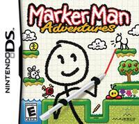 Marker Man Adventures