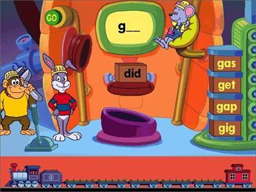 Reader Rabbit's Reading 1 - Screenshot - Gameplay