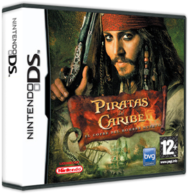 Pirates of the Caribbean: Dead Man's Chest - Box - 3D