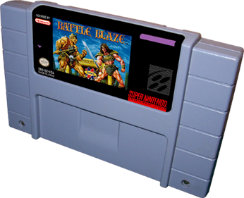 Battle Blaze - Cart - 3D