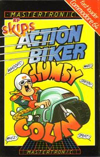 Action Biker - Box - Front