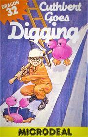 Cuthbert goes digging