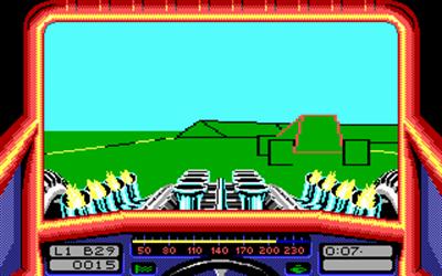 Stunt Track Racer - Screenshot - Gameplay