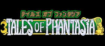Tales of Phantasia - Clear Logo