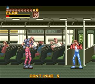 Rival Turf! - Screenshot - Gameplay