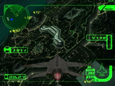 Ace Combat 3: Electrosphere - Screenshot - Gameplay