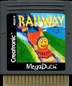 Railway - Cart - Front
