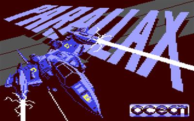 Parallax (Ocean Software) - Screenshot - Game Title