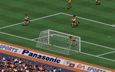 FIFA International Soccer - Screenshot - Gameplay